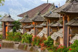 Traditional Bali Houses